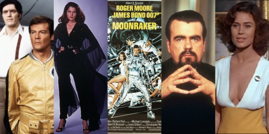Moonraker Bond