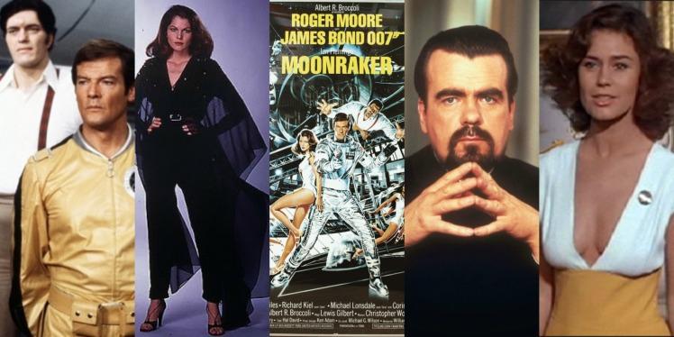 Moonraker Bond