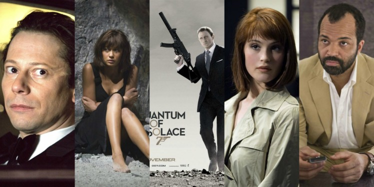 Quantum of Solace Bond