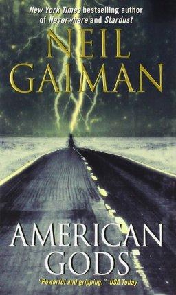 American Gods-Neil Gaiman