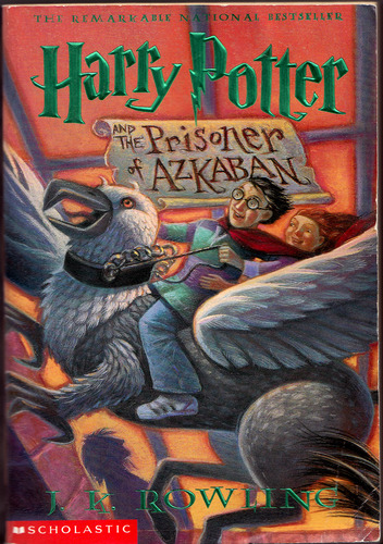 Book Review Of Harry Potter