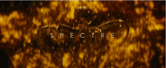 Spectre Opening Title Sequence