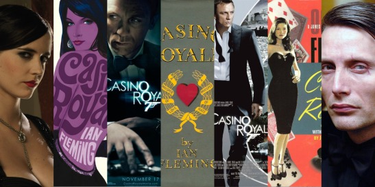 Casino Royale Book vs Movie