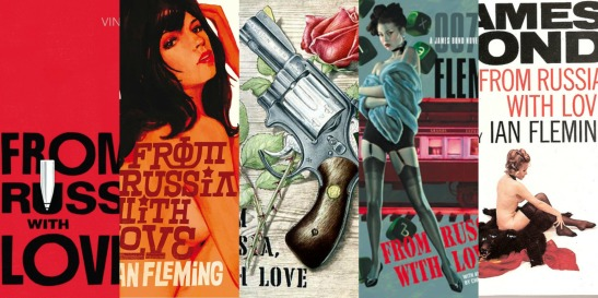 From Russia With Love Books
