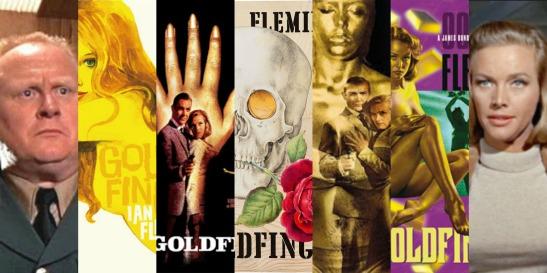 Goldfinger Book vs Movie