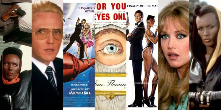A View to a Kill Book vs Movie