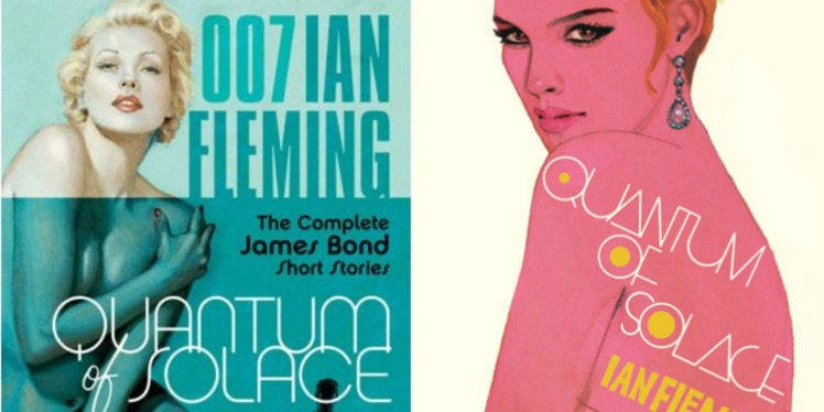 Quantum of Solace Books