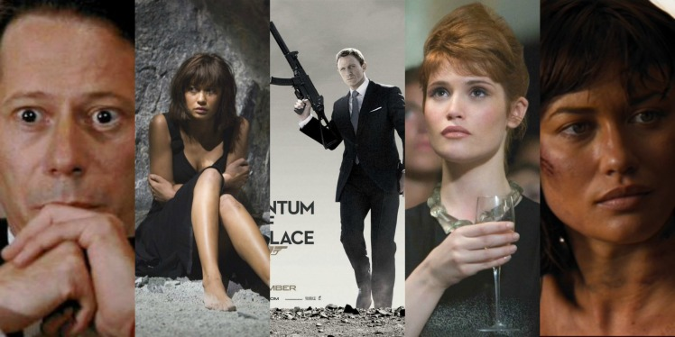 Quantum of Solace Movie