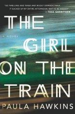 The Girl on the Train Book Paula Hawkins