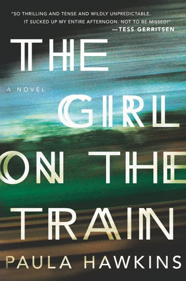 The Girl on the Train Book Paula Hawkins