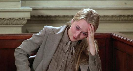 Meryl Streep Kramer vs Kramer