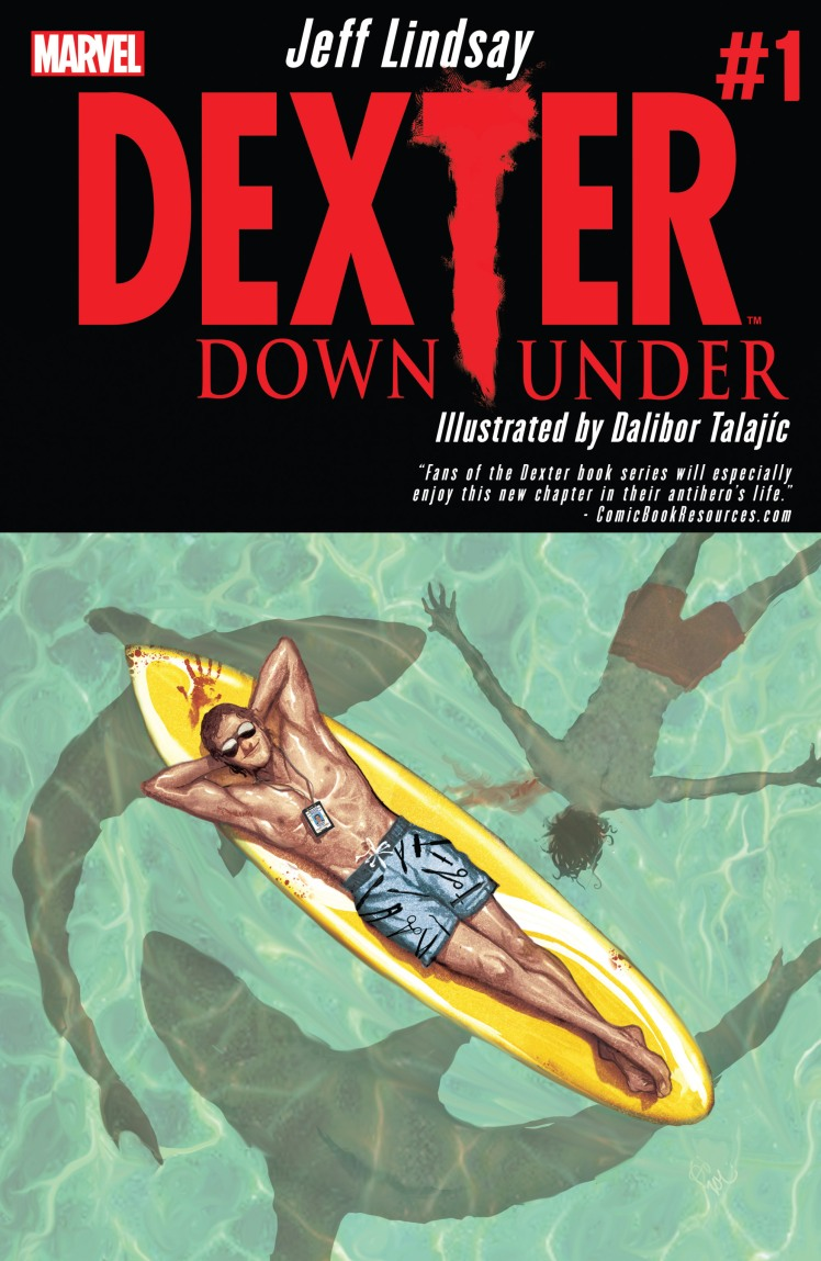 Dexter Down Under Jeff Lindsay