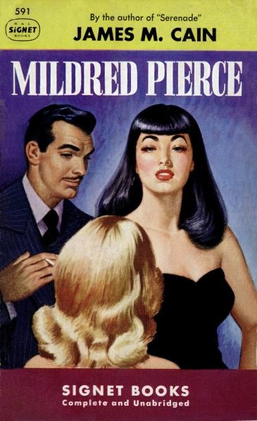 Mildred Pierce James Cain