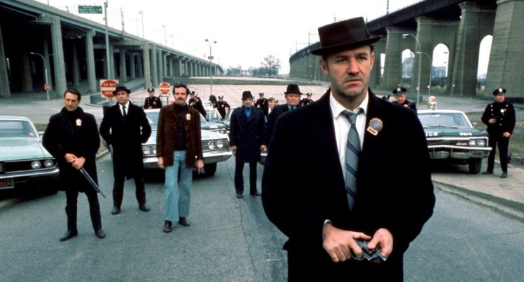 Gene Hackman The French Connection