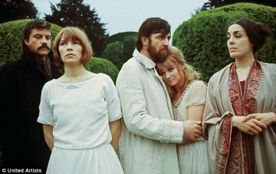 Glenda Jackson Women in Love