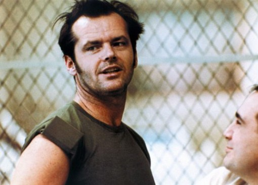 Jack Nicholson One Flew Over the Cuckoos Nest