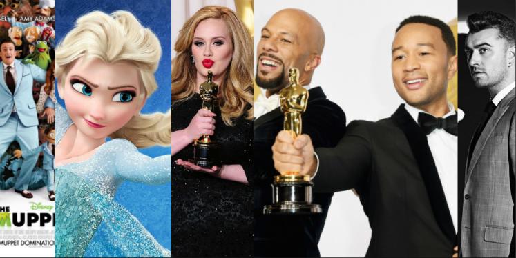 Best Original Song Oscar Winners 2010s