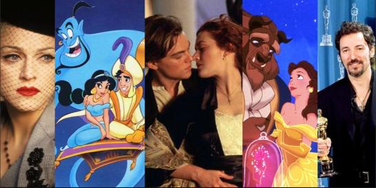 Best Original Song Oscar Winners 1990s