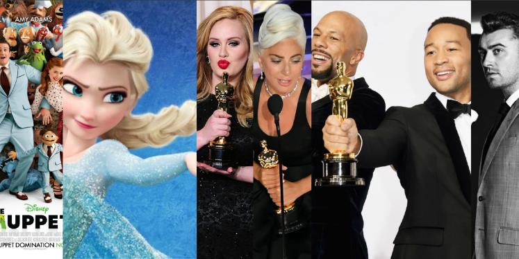 Best Original Song Oscar Winners of the 2010s