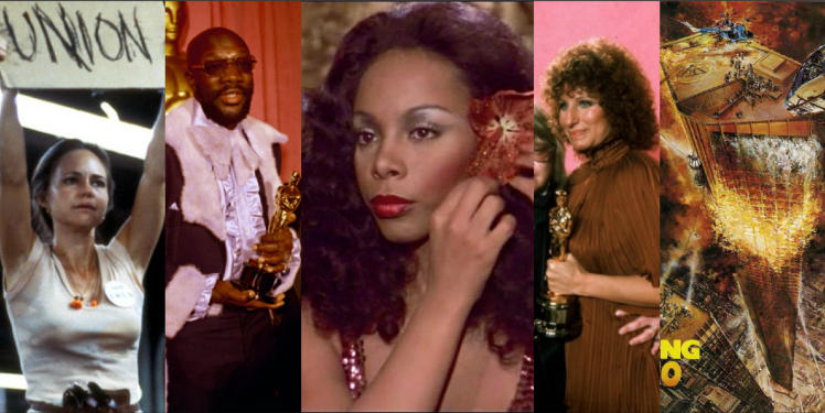 Best Original Song Oscar Winners 1970s