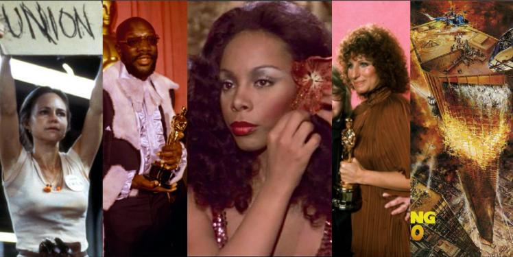 Best Original Song Oscar Winners 1970s