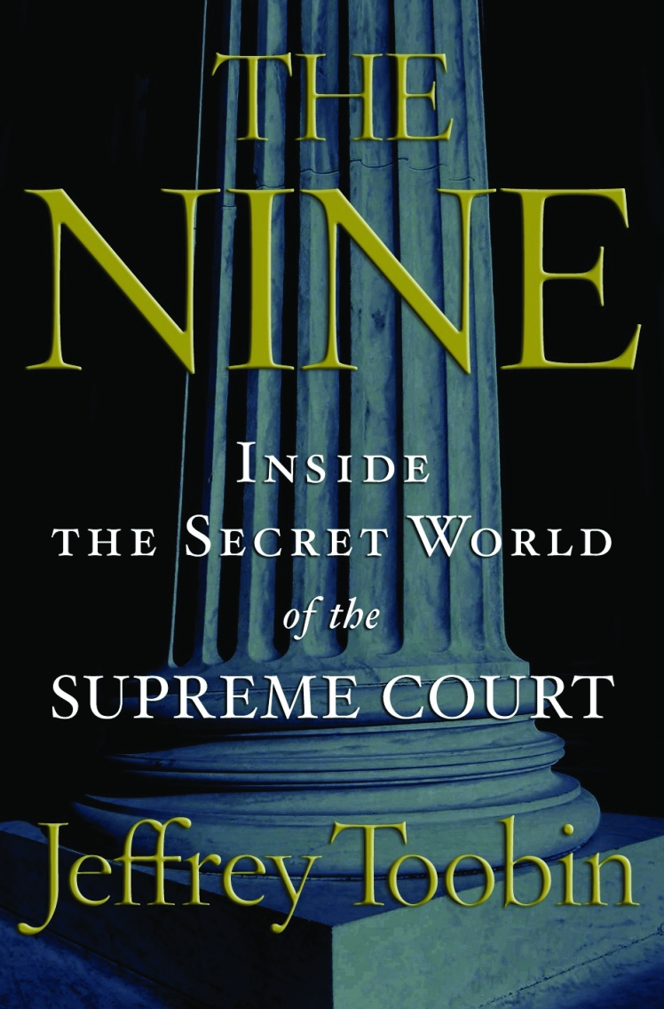 The Nine Jeffrey Toobin