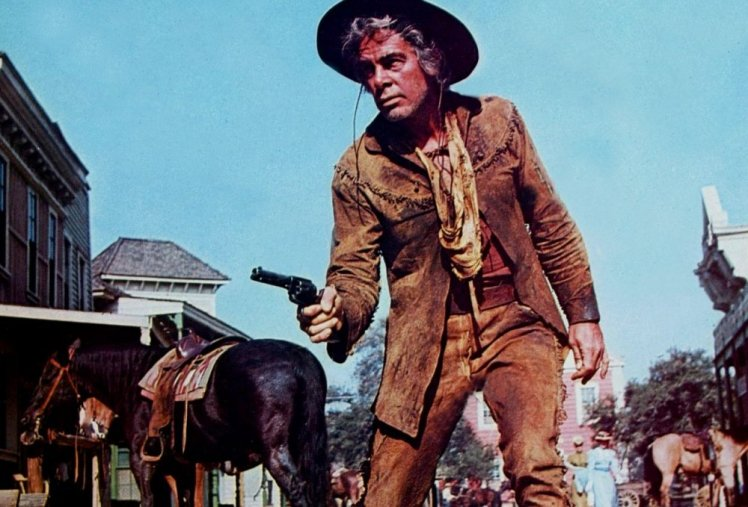 Lee Marvin Cat Ballou