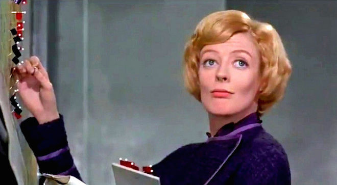 Maggie Smith The Prime of Miss Jean Brodie