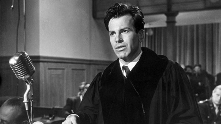 Maximilian Schell Judgment at Nuremberg