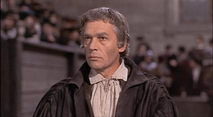 Paul Scofield A Man For All Seasons