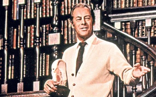 Rex Harrison My Fair Lady