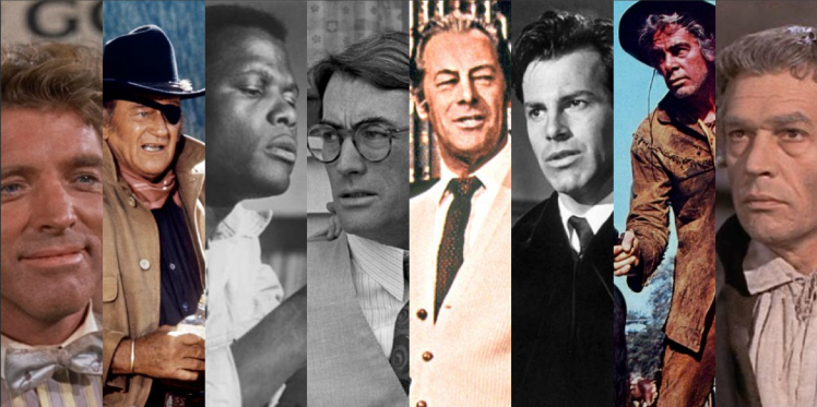 Best Actor Oscar Winners of the 1960s