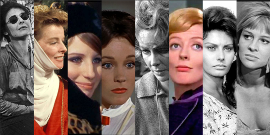 Best Actress Oscar winners of the 1960s