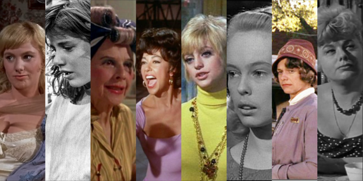 Best Supporting Actress Oscar Winners of the 1960s