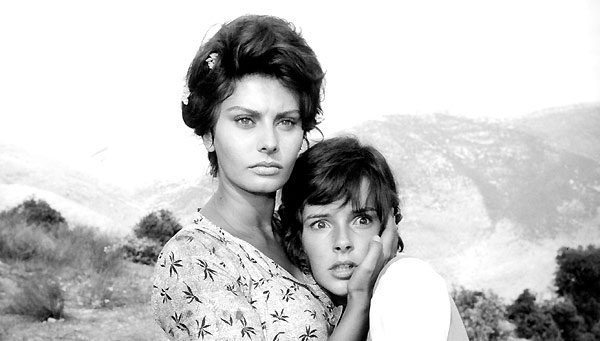 Sophia Loren Two Women