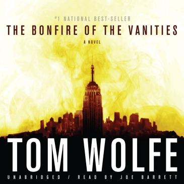 The Bonfire of the Vanities Novel