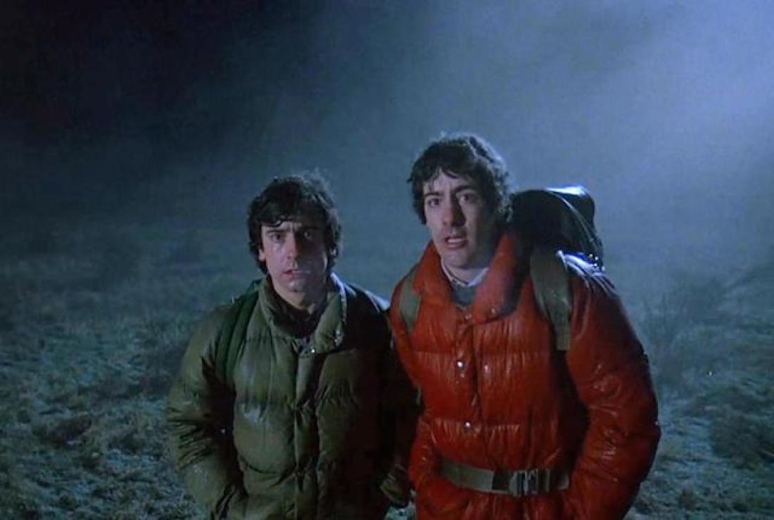 An American Werewolf in London David and Jack