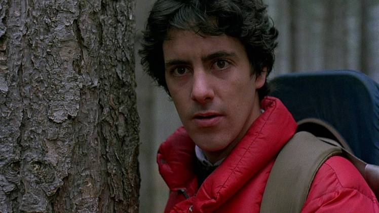 An American Werewolf in London David Kessler
