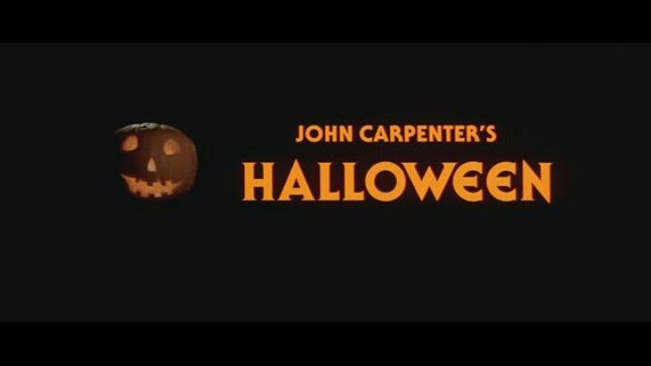 Halloween 1978 Title Card