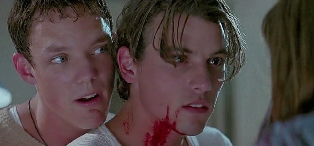Scream 1996 Billy and Stu