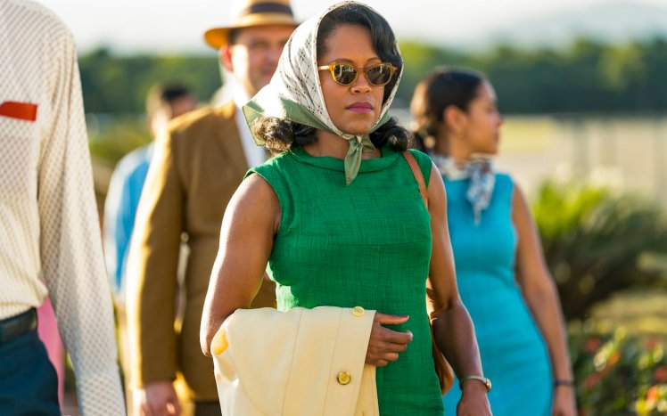 Regina King If Beale Street Could Talk
