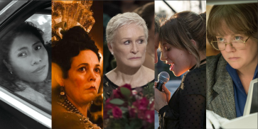 2019 Best Actress Oscar Nominees