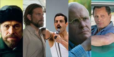 Best Actor Oscar Nominees 2019