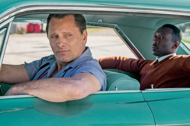 Viggo Mortensen Green Book