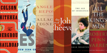 My Favorite Pulitzer Prize Winners for Fiction