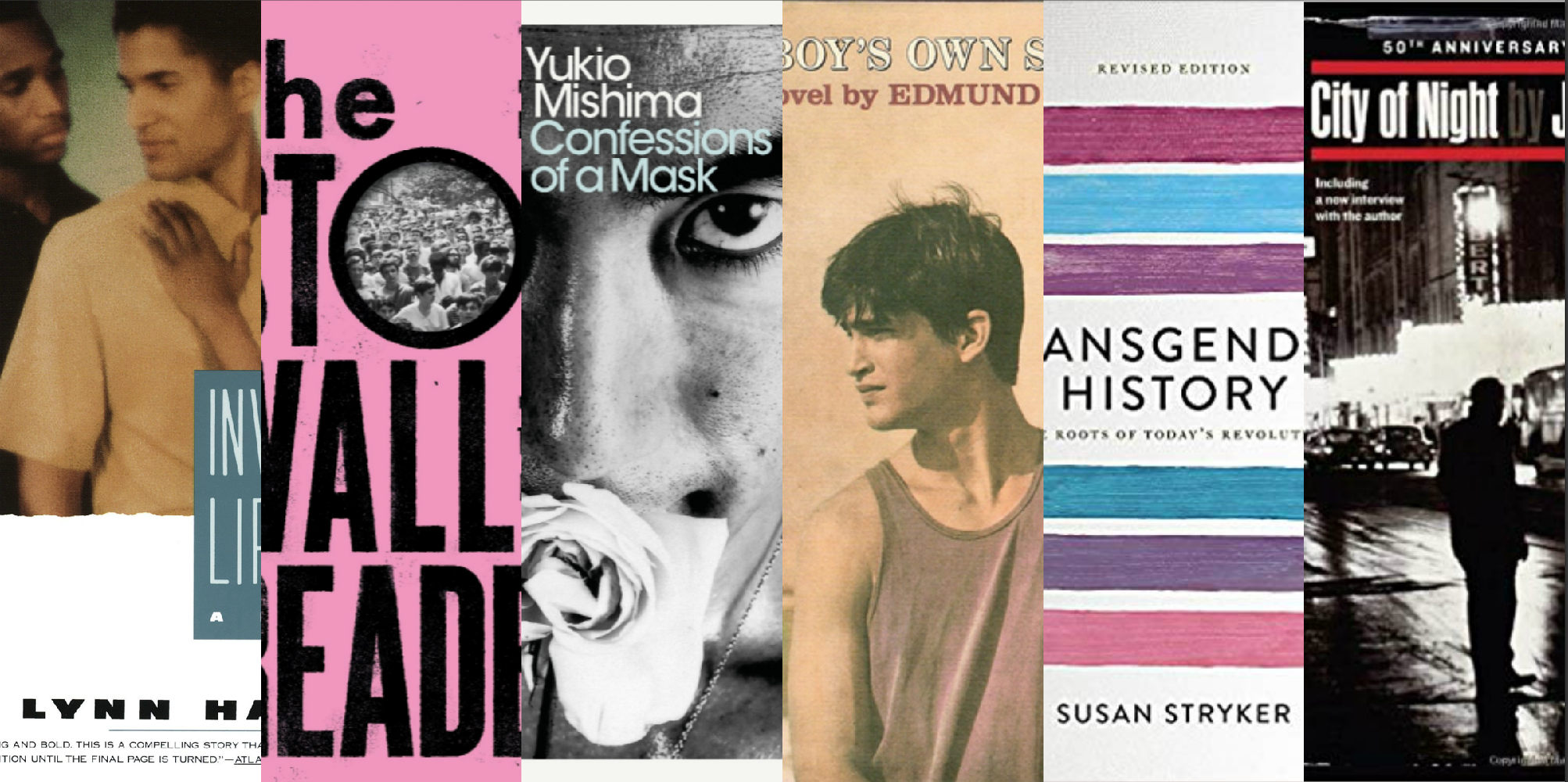My LGBTQI Reading List