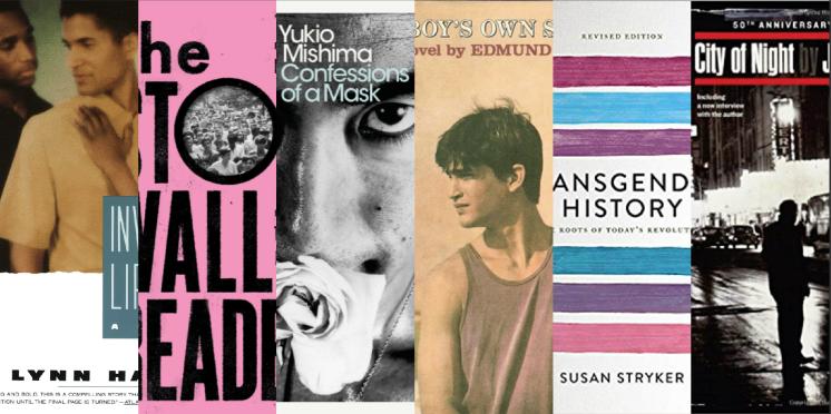 My LGBTQI Reading List