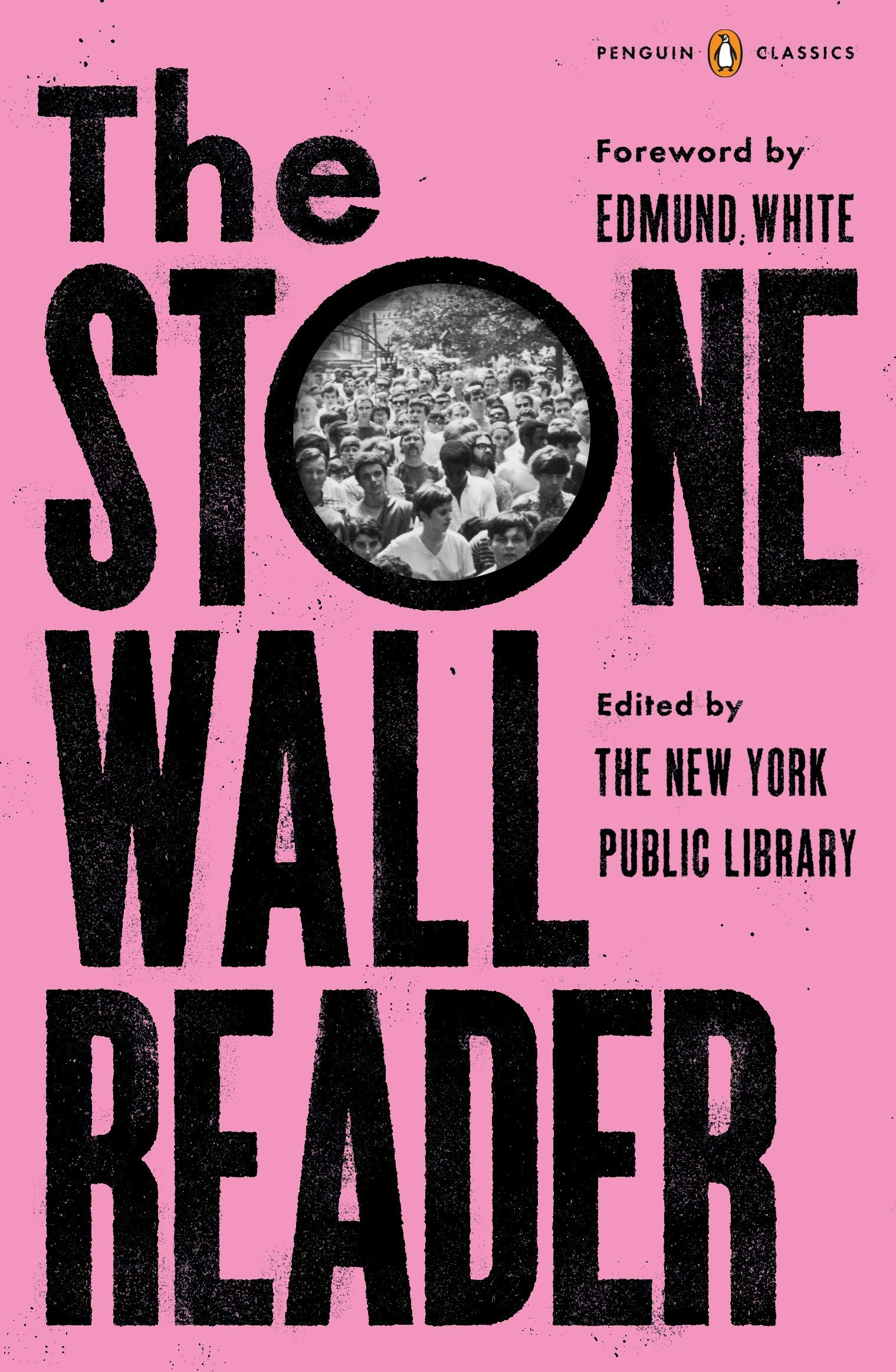 The Stonewall Reader from The New York Public Library