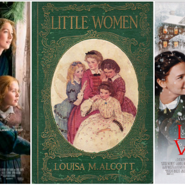 Little Women book versus movie