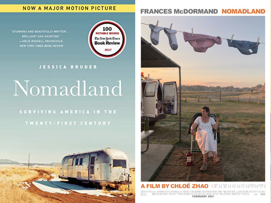 Book vs. Movie: Nomadland – Supposedly Fun